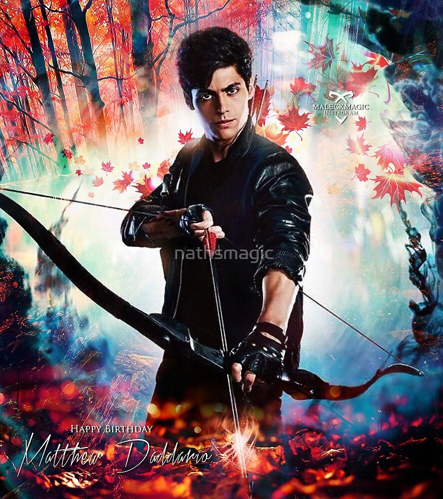Alec Lightwood by nathsmagic