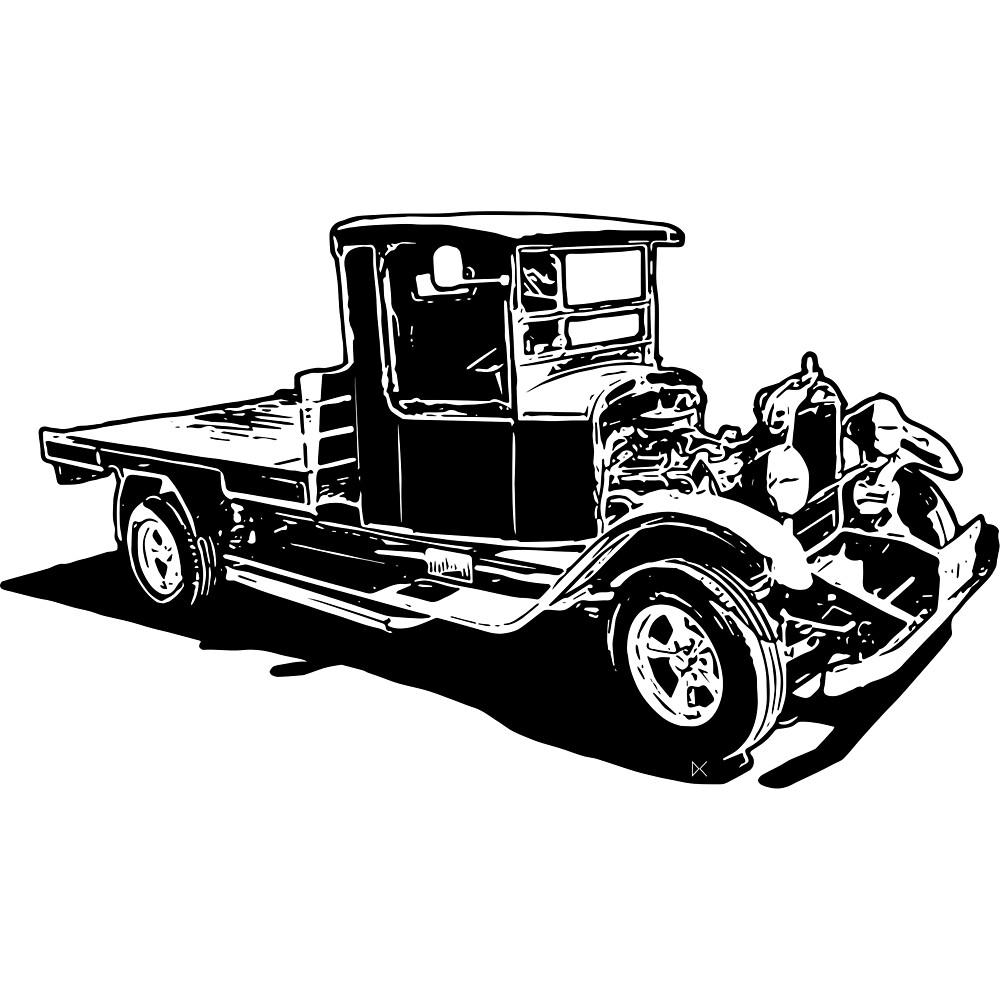 '28 Chev Truck by davidcaddy