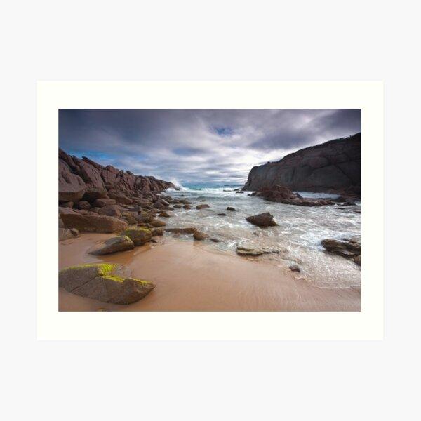 Fleurieu Coast Art Print