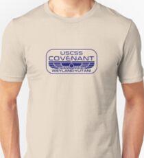 Lost paradise space mission Unisex T-Shirt