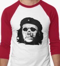 Che Calavera Men's Baseball ¾ T-Shirt