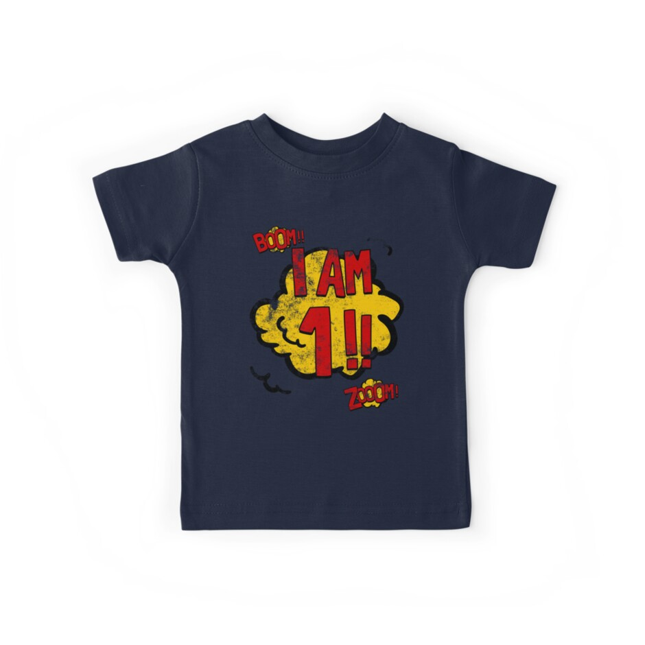 Superhero 1st Birthday Party by superpartytees