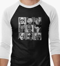 Universal Warhol Black&White Men's Baseball ¾ T-Shirt