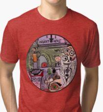 Coin Slot Tri-blend T-Shirt a7632f508