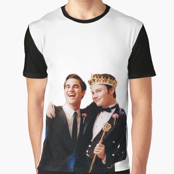 Prom Klaine  Graphic T-Shirt