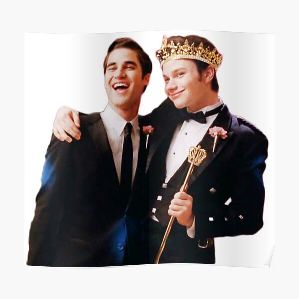 Prom Klaine  Poster
