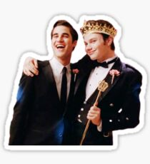 Prom Klaine  Sticker