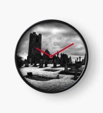 Slane Abbey Graveyard Clock
