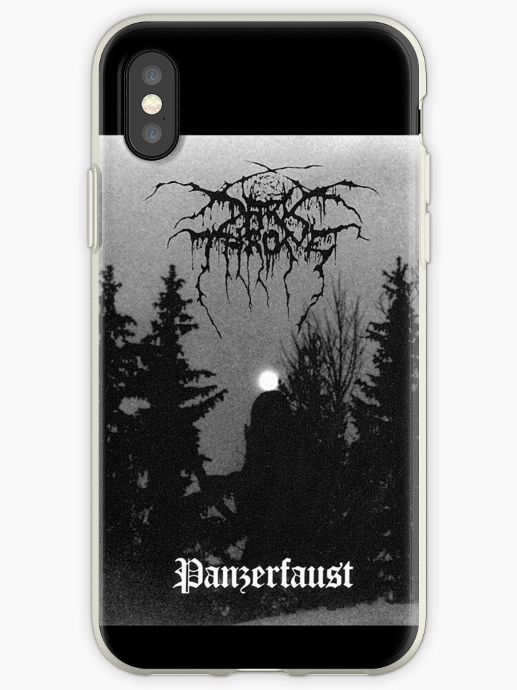 Cover Panzerfaust of Darkthrone by Ulver97
