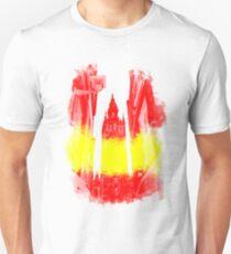 The Giralda - Spanish Flag Unisex T-Shirt