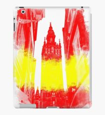 The Giralda - Spanish Flag iPad Case/Skin