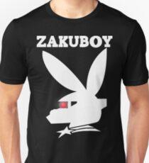 ZAKUBOY - White T-Shirt