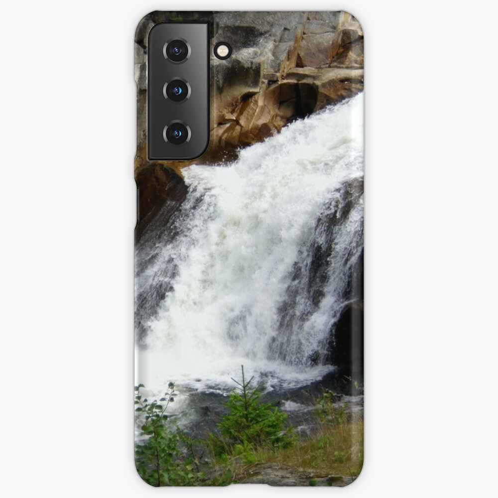 Waterfall Case & Skin for Samsung Galaxy