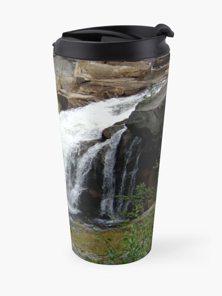 Alternate view of Waterfall Travel Mug