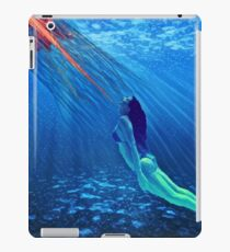 Diving iPad Case/Skin