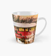 Gardner Village - Little Red Bridge Tall Mug