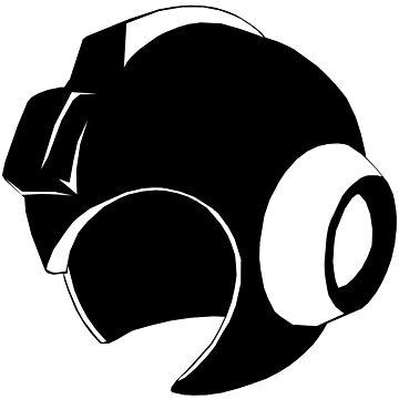 Mega Man Helmet by Xylus