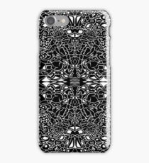 Serif Patterns iPhone Case/Skin