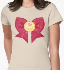 Sailor Moon Bow: Moon Prism Power Brooch  T-Shirt