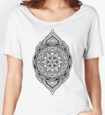 """""""Chahcapoyas"""" Sacred Geometry Mandala Women's Relaxed Fit T-Shirt"""