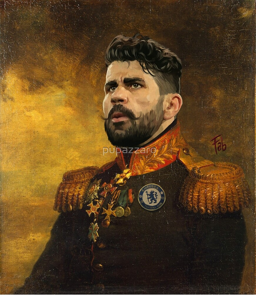Don Diego Costa - London by pupazzaro