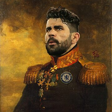Don Diego Costa - Londres de pupazzaro