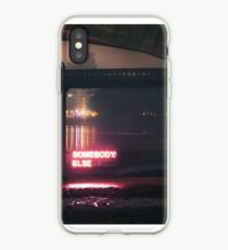 Somebody Else Neon Sign Merchandise iPhone Case