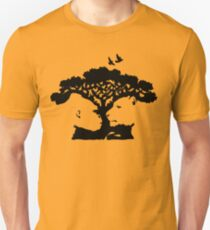 Animals Tree Unisex T-Shirt