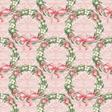 Flower Diadem Ribbon by ThomasThornley