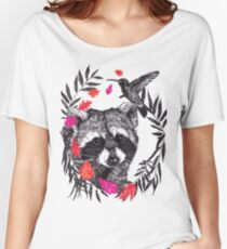 Pocahontas Inspired Women's Relaxed Fit T-Shirt