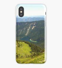 Alpine pastures iPhone Case/Skin