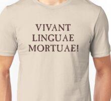 Long Live Dead Languages - Latin Unisex T-Shirt