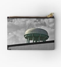 Water Tower or a UFO Studio Pouch