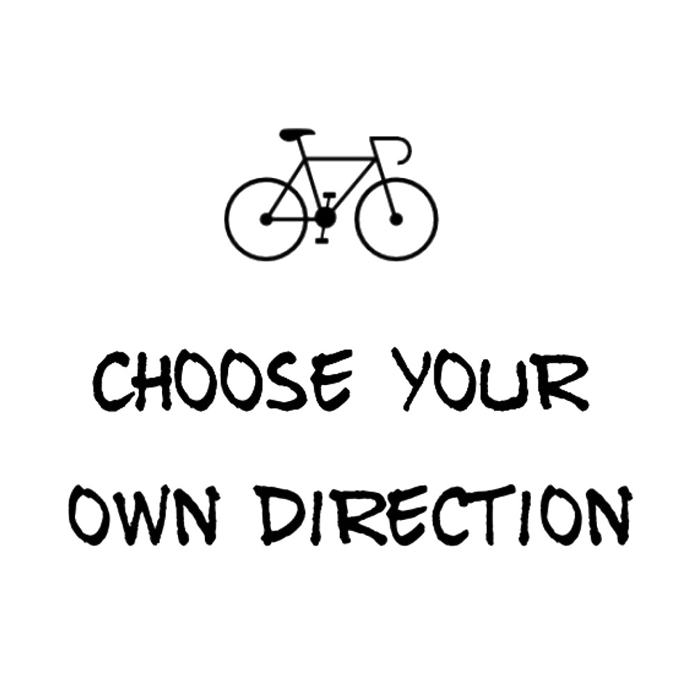 Choose your own direction! by MallsD