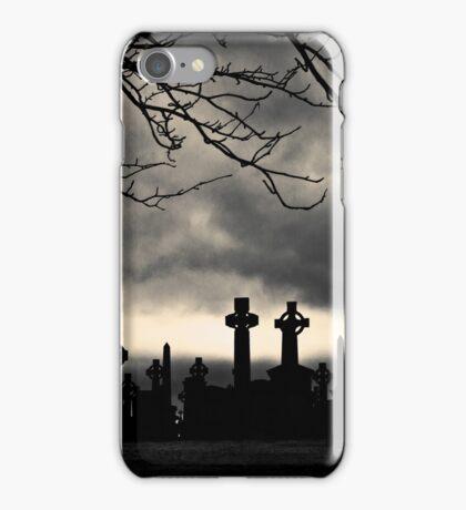 Glasgow Necropolis by Amanda Norman iPhone Case/Skin