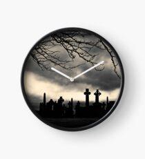 Glasgow Necropolis by Amanda Norman Clock