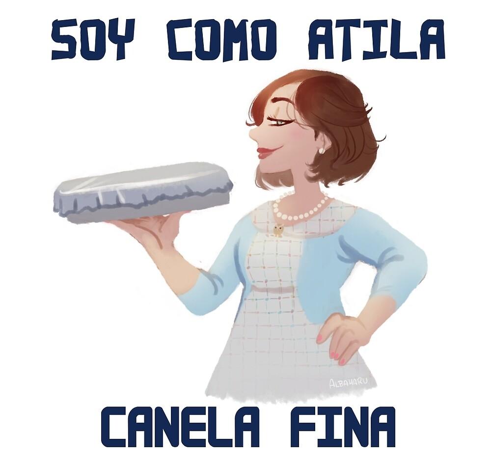 Exovia Chiflada - Soy Como Atila by Albaharu