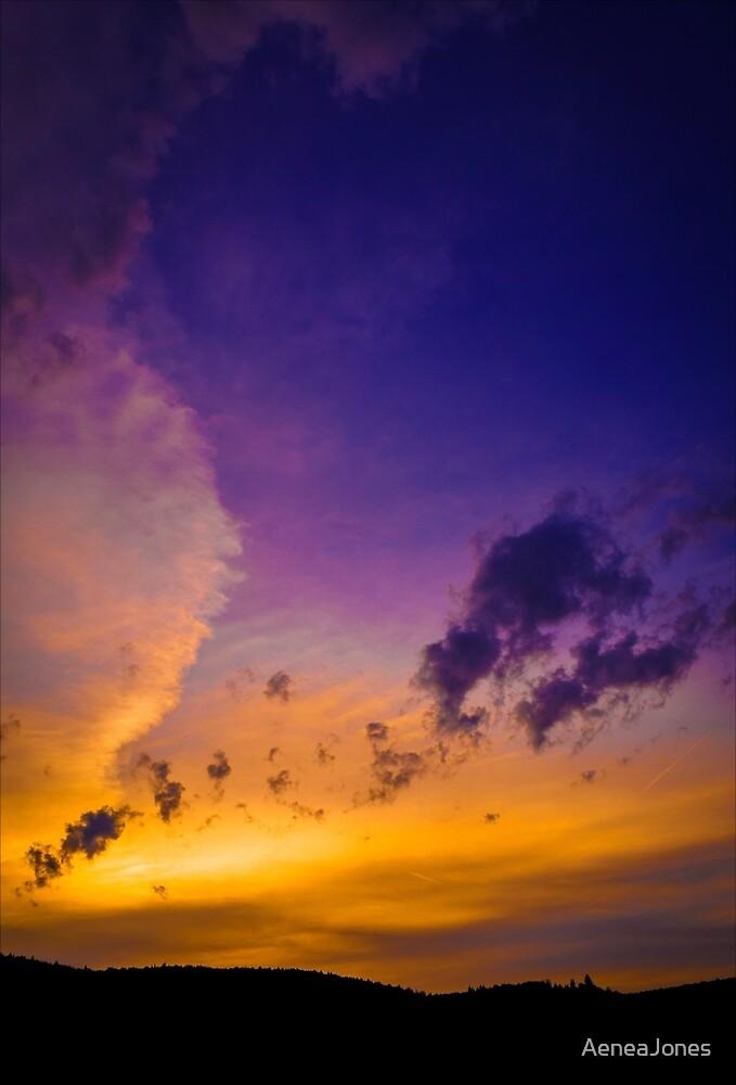 Skyward Dreams  III by AeneaJones