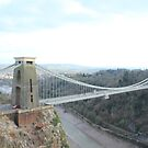 Clifton bridge at the best by Arvind Singh