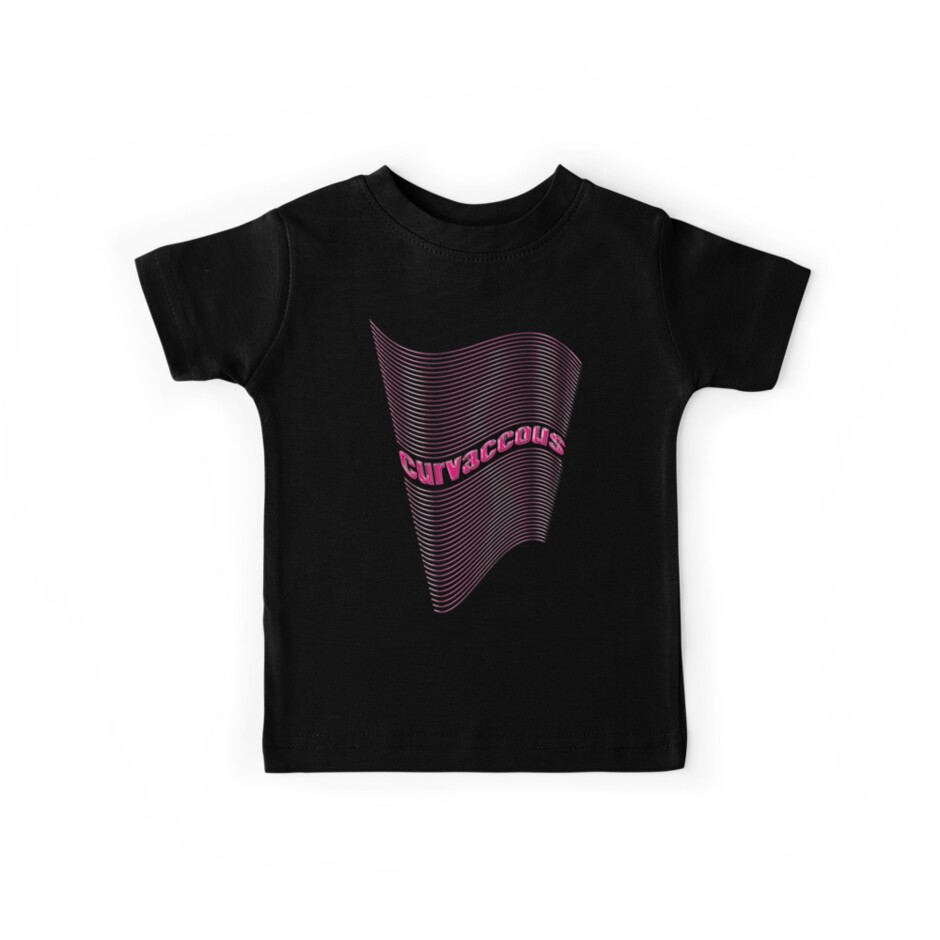 curvaceous by TeaseTees
