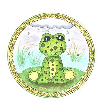 frog by yayamerino