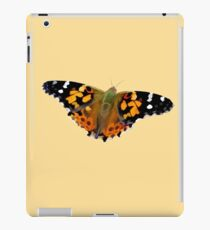 Painted Lady Butterfly (2) iPad Case/Skin