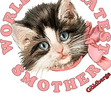 World's Greatest Smother The Goldbergs Funny Mothers Day by vvhdesign