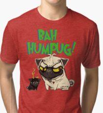 bah humpug Tri-blend T-Shirt
