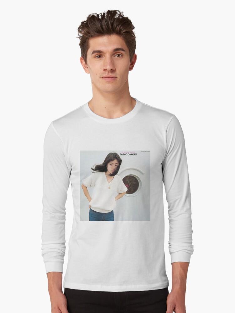 Quot Taeko Ohnuki Sunshower Quot Long Sleeve T Shirt By Dyzord