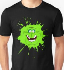 Cartoon style slimer (Ghostbusters) T-Shirt