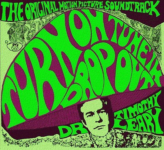 Timothy Leary Acid by jamikka1111