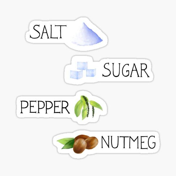 Nice Spices Sticker
