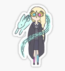 Luna Sticker