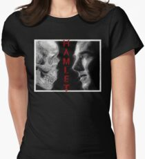 To be, or not to be ... Hamlet Version II Women's Fitted T-Shirt